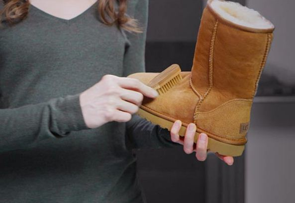 How To Clean Suede Uggs Boots At Home Without Ruining Them DIY Remedies