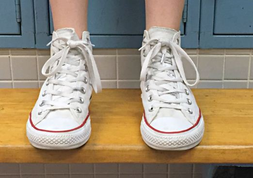 How Can You Use Borax To Clean White Shoes