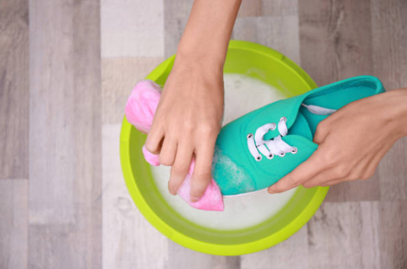 How To Clean & Wash Your Shoes By Hand
