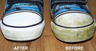 How To Get Grass Stains Off Bottom Of Shoes